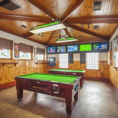 Tanunda Hotel Pool Tables